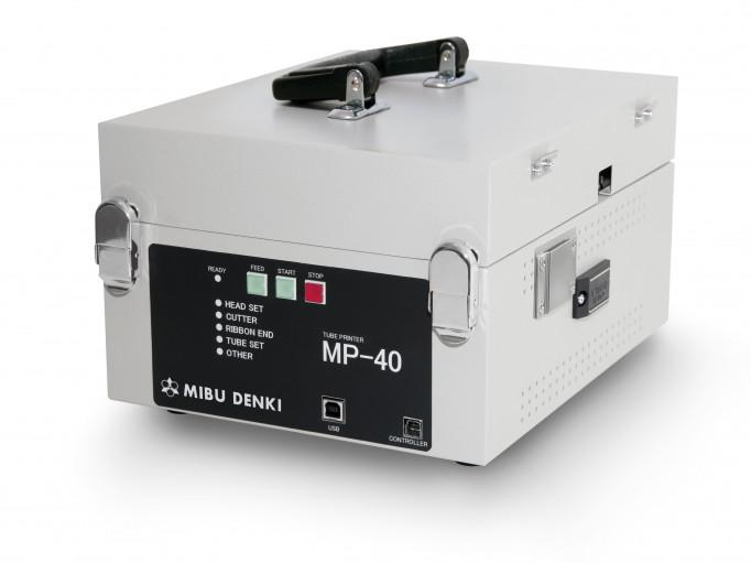 チューブプリンター MP-40