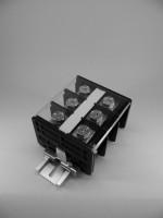 ネジ脱落防止機能付端子台 DFUシリーズ