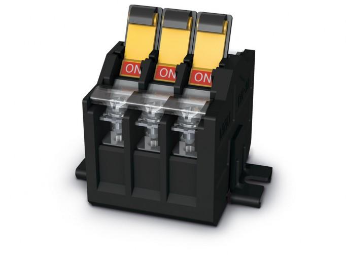 熱硬化性断路端子台 DN-30/DNTK-30
