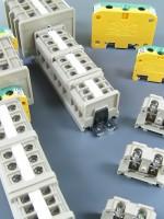 フィンガープロテクト形端子台 MBT/MTKシリーズ