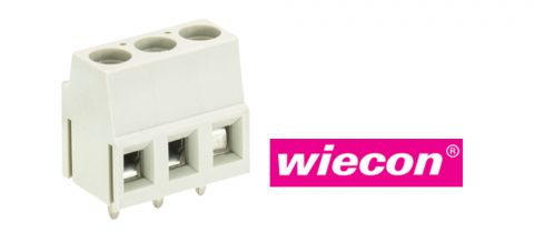 プリント基板用端子台 wiecon